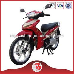 SX110-12C CKD SKD CBU Packing 125CC Cub Motorcycle