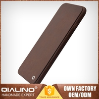QIALINO Extreme Thin Professional High Standard Cowboy Leather Case For Iphone6 Oem Production