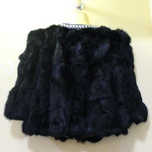 High quality rabbit fur small coats Specifications 1. Material: 100% real rex rabbit fur 2.