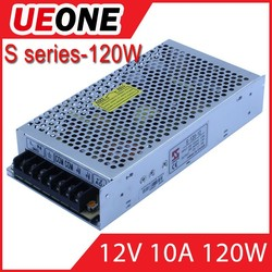 120w 12v10a switching power supply s-120-12 LED power supply