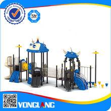Children plastic outdoor playground