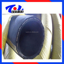 steel wire reforced hydraulic vulcanized rubber natural gas hose tube pipe