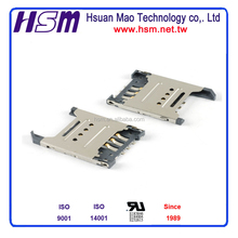 NEW HSM SIM Card HINGED CONNECTOR C0635
