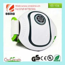 2014 nova massageador produto ES-106 Mini massagem emagrecimento cinto / venda quente Max Turbo massagem cinto