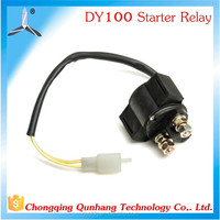 Chinese Motorcycle Parts DY100 Starter Relay For 49CC