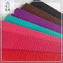 Eco-friendly flame retardant pvc leather