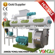 2 years warranty and Easy operation pelleting machine for fish feed
