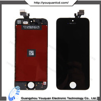 Factory cheap price for iphone 5 lcd touch screen with digitizer assembly