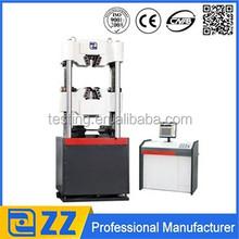 WAW series 2000kn Computer control Hydraulic Universal Testing Machine, UTM price