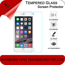 For iPhone 6S Tempered Glass Screen Protector , 0.3MM 9H Anti Broken Touch Screen Glass Film For iPhone 6 / 6S