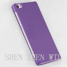 Purple style mobile phone accessory for xiaomi redmi note 2