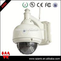 Inteligent ir high speed Dome camera ptz wifi wireless ip camera outdoor waterproof ptz cctv camera