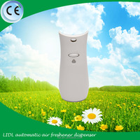 Plastic automatic air freshener dispenser