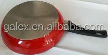 aluminum kitchenware full induction fry pan