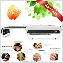 2015 Made In China Auto Jade Thermal Folding Infrared Digital Electric Massage Bed for Phisiotherapy GW-JT15