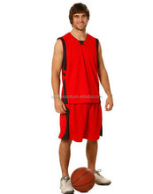 Good quality hot selling basketball sporting uniforms