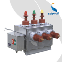 2015 New type Vacuum Circuit Breaker Saipwell Electrical Circuit Breaker with detailed Specification