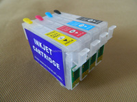 T1711 T1701 Refillable ink cartridges for epson XP-313 XP-413 xp-306 xp-403 xp-406 xp-33 xp-103 xp-203