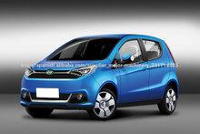 Monovolumen modelo vehiculo electrico, coche electrico, carro electrico