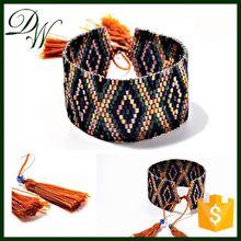 good jasper bracelets in stock, braided elastic bracelet, african handmade bracelet