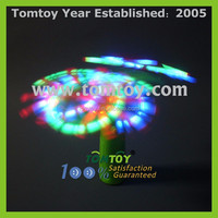 Two Twinkle Flashing Fans Colorful Led Toy For Party