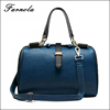 2015 new products fashion wholesale offfice women Genuine leather handbag manufacturer