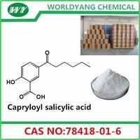 Capryloyl salicylic acid