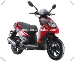 HTA Motorcycle-150cc Scooter-HTA150T-3 BLUE