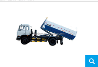 detachable container garbage collector XZJ5151ZXX