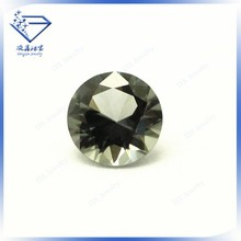 2015 new products gray spinel round, semi precious spinel gems