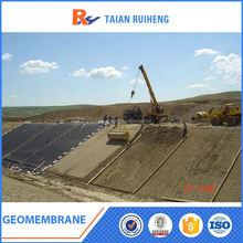 Polyethylene Geomembrane Used As Landfill Liner
