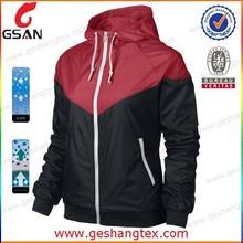 Women fitness waterproof winter coat apparel