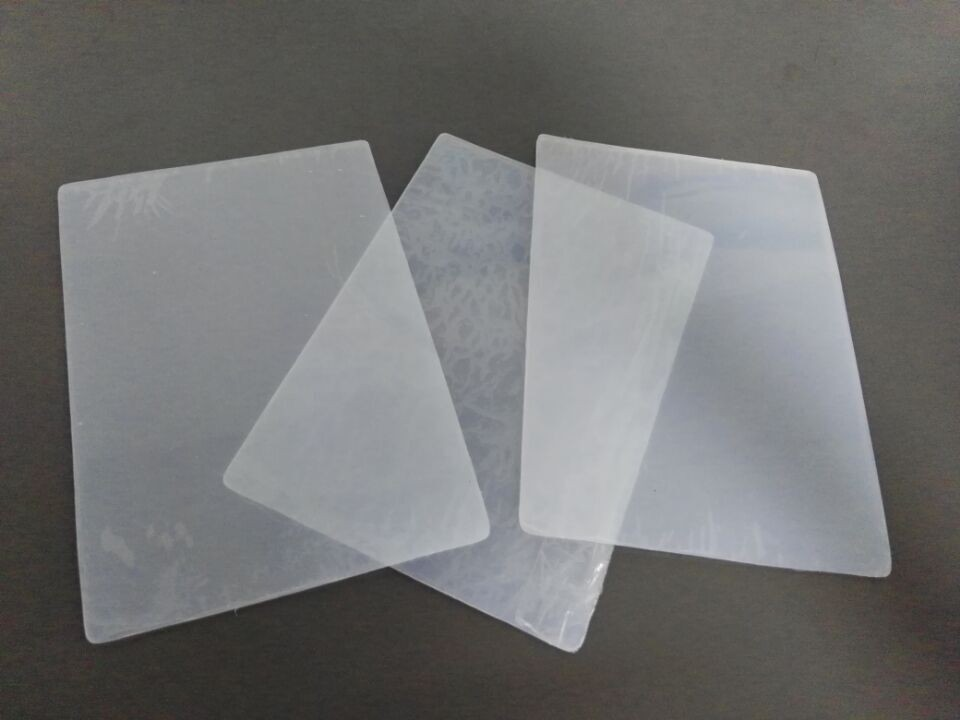 High Temperature Transparent Vulcanized Silicone Rubber Sheet