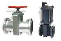 Aluminum solenoid pneumatic rubber pinch valve in china