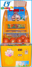 CY-BM05 / Child Basketball machine - Coin operated basketballs games