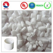 Gangyangda plastic injection moulding PC/ABS resin, pc alloy plastic raw material