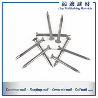 2016 new sharp point common nail iron nail factory