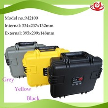 Tricases M2100 custom logo outdoor waterproof life detection equipment tool case