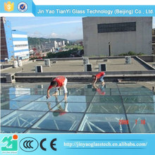 Chine wholesale tempered popular Tempered Stained glass ceiling dome
