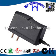 ZF120-0903000 9Volts 3A CCTV power adapter with CE CUL FCC KC GS listed