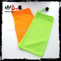 New Products drawstring pouch for sunglasses,bags for wine glasses,custom printed microfiber bags