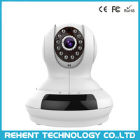 P2P HD IP Wifi Camera Two Way Audio AAC Compression Support Motion Detestion APP Push Video
