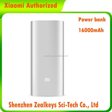 Xiaomi New Fast Charging Two USB output 16000mAh high capacity Portable Smart Power Bank