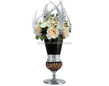 2015 CRYSTAL Black Royal For Home Decorative Vase