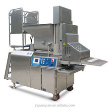 Easy handle beef/fish/mottor/chicken burger making line