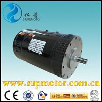 96v 8.5kw DC Traction Motor for electric car