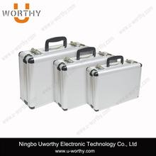 Encargo de la alta calidad de aluminio caja de embalaje llevar tool case para térmica por infrarrojos