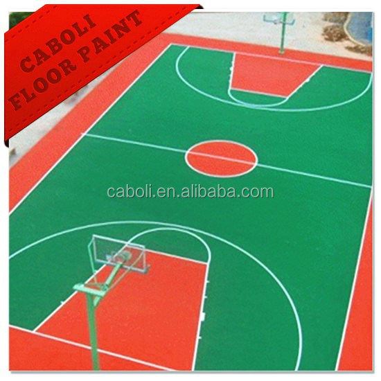 Outdoor Anti Slip Floor Coatings : Anti slip outdoor basketball court floor paint buy