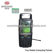 data terminal equipment with 125khz rfid reader rs232 connector