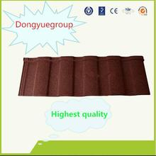 colourful stone coated steel roofing tiles plastic roofing zinc colour stone coated steel roof tiles for sale